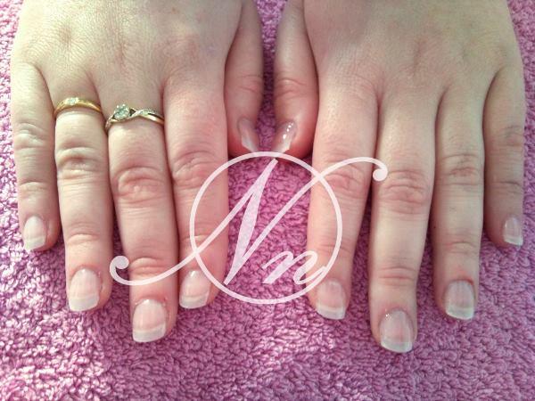 Uv Gel Nailsacrylic Nails Nail Enhancements Preston Leyland